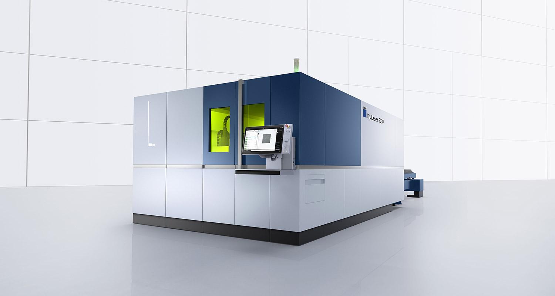 Trumpf 5030 laser cutting machine