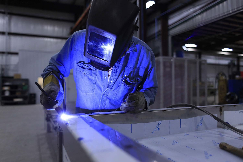 Engineering & fabrication